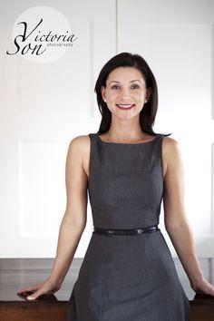 Professional Business Woman Headshots