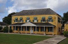 George Washington House (Barbados) - Wikipedia, the free encyclopedia