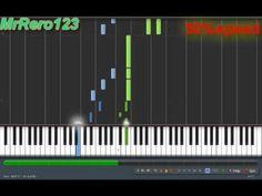Greensleeves Piano Tutorial