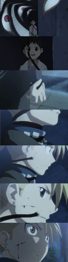 """""""Would you stop with the empty threats?"""" - Riza (ep37)"""