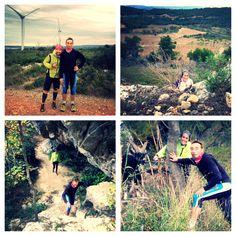 #team #time #triathlon #trail #sigean #leucate #lapalme #salomon #garmin #vma #vigne #corbières #éolienne #sentier #chemin #garrigue #puma #trailleur #arbre