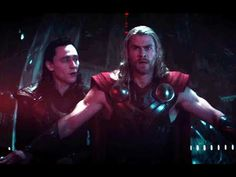Clip from Thor: The Dark World - Loki was the best part of this movie.