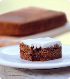Gingerbread Cream Cheese Cake