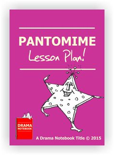~Pantomime Lesson Plan~ Complete workshop lesson plan. 28 pages--five to ten hours of instruction time with printable activities and more! This lesson plan is free to Drama Notebook members. Register for a risk-free trial at www.dramanotebook.com