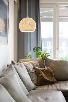 Sponge fra Pott er en serie lamper i superlett terracotta. Håndlaget i tre…