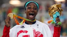 Kadeena Cox became the first Briton since 1988 to win a medal in two sports at the same Paralympics as she took cycling gold in Rio. Cox, who took T38 100m athletics bronze on Friday, won the 500m C4-5 time trial.