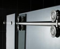Floating Glass Shelves In Shower Niche Tile Details By