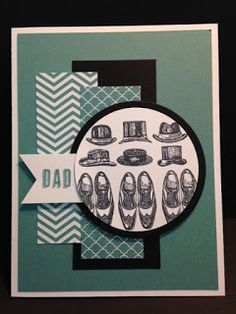 Guy Greetings, Masculine Card, Stampin' Up!, Rubber Stamping, Handmade Cards