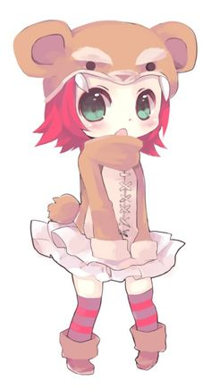 MY NEW PROFILE PIC RIGHT THERE!!!!!! LOL SO CUTE ^ ^