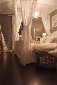 Las camas con dosel