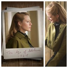 'The Age of Adaline' Hair Special Occasion Hairstyles, Fancy Hairstyles, Everyday Hairstyles, Braided Hairstyles, Wedding Hairstyles, Easy Vintage Hairstyles, Classic Hairstyles, Blake Lively Family, Age Of Adaline