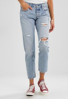 Levi's® 501 TAPER - Jeansy Relaxed Fit - so called life - Zalando.pl