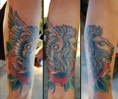 Ink on pinterest lion tattoo lion and tribal lion tattoo for Jim sylvia unbreakable tattoo