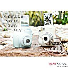 Get instax mini on rent in Mumbai. Save money. Spend smart.