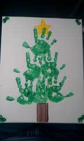 Image result for preschool handprint christmas crafts