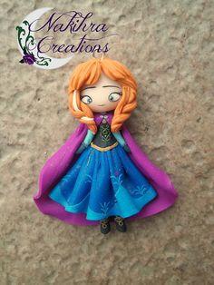 Handmade Anna Polymer Clay