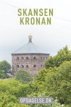 Skansen Kronan in Gothenburg