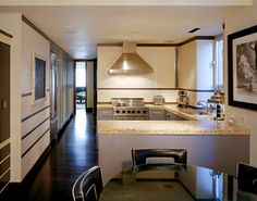 Apartment 2 - Eclectic - Kitchen - new york - by Aman Architecture LLC