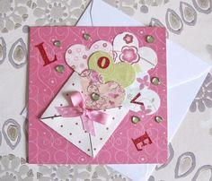 #Valentines #CardMaking by stylist Suzie Attaway