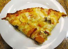 Cauliflower Crust Pizza - Gluten free & Perfect for Jorge Cruise Belly Fat Plan