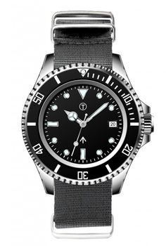 Military Watch Company 21 Jewel Automatic Divers Watch- not a bad knockoff/weekender.