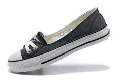 Converse Washed Summer Womens Black Chuck Taylor All Star Low Tops ...