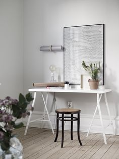 Scandinavian Home Decor That Proves Less Is More | StyleCaster