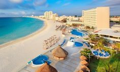 Groupon - 3-, 4-, or 5-Night All-Inclusive Stay for Two at Krystal Cancun in Mexico. Starts at $ 555 Total; Includes Taxes & Fees. in Cancún, Mexico. Groupon deal price: $555