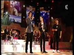IL VOLO - O Sole Mio, Tous les visages de l'amour.  these guys are 16 and 17 years old