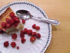Villivadelmatorttu – Wild Raspberry Tart