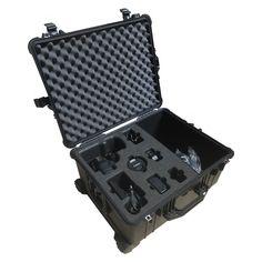 Canon EOS C300 Camera Kit For a Peli 1610
