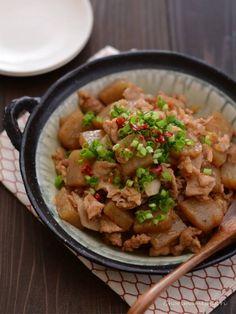 豚こんにゃくの甘辛炒め。とシャリシャリジュレの大玉すいかカップ。 : ちょりまめ日和 | ちょりママ(西山京子)オフィシャル料理ブログ