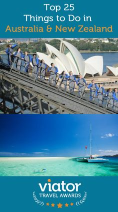 Top 25 Things to Do in Australia and New Zealand, part of our 2014 Viator Travel Awards: http://travelblog.viator.com/top-25-things-to-do-in-australia/