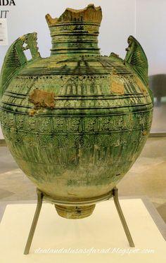 Tinaja Almohade. Museo Arqueológico de Sevilla