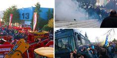 Ηχηρό μήνυμα από 20.000 αγρότες στη Θεσσαλονίκη - Στήνουν μπλόκα και στην Αττική