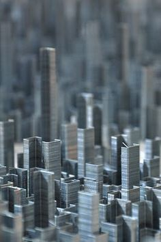 NYC - made from staples