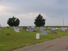 Morning View Cemetery  Wallace  Lincoln County  Nebraska  USA