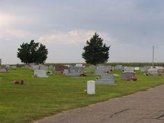 Morning View Cemetery  Wallace  Lincoln County  Nebraska  USA