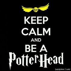 Potterhead. Yup. That's me.