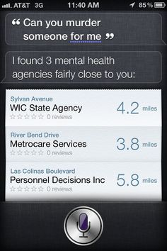 97+ Funny things to say to Siri