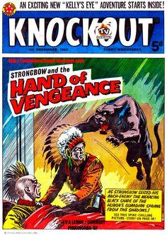 KNOCKOUT Nº 1240 (COMIC STRIP / TIRAS DE JORNAL) 1962_1