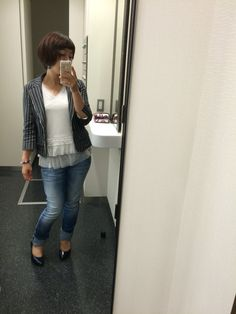 My take on what office lady me should wear