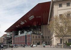 Museo Nacional Centro de Arte Reina Sofia - Madrid, Spain