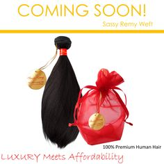 Need a budget friendly alternative to our Relaxed textures? Our new #SassyRemy Weft #hair is almost here! Make sure you subscribe to our newsletter to be one of the first to be notified!  Subscribe Now>>> ONYCHair.com