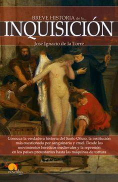 Portada Breve Historia de la Inquisición