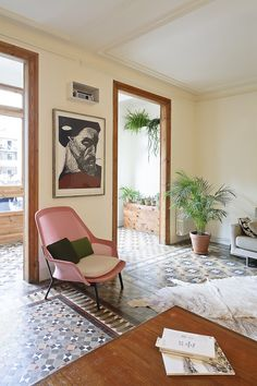 Barcelona, Spain Apartment Refurbishment in Consell de Cent * Project Selected…