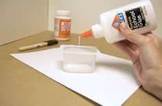 How to transfer inkjet images to wood with Modge Podge and Elmer's glue!
