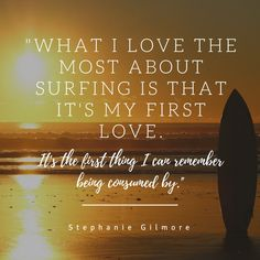 30 Quotes About Surfing #surf #quotes