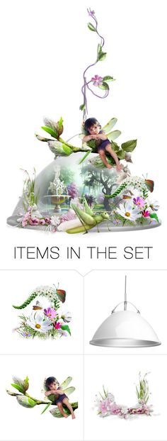 """""""Decorate on Something White😀"""" by kari-c ❤ liked on Polyvore featuring art"""