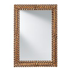 Feiss MR1229BGD Brulee Gold - Mirror 32WX46H